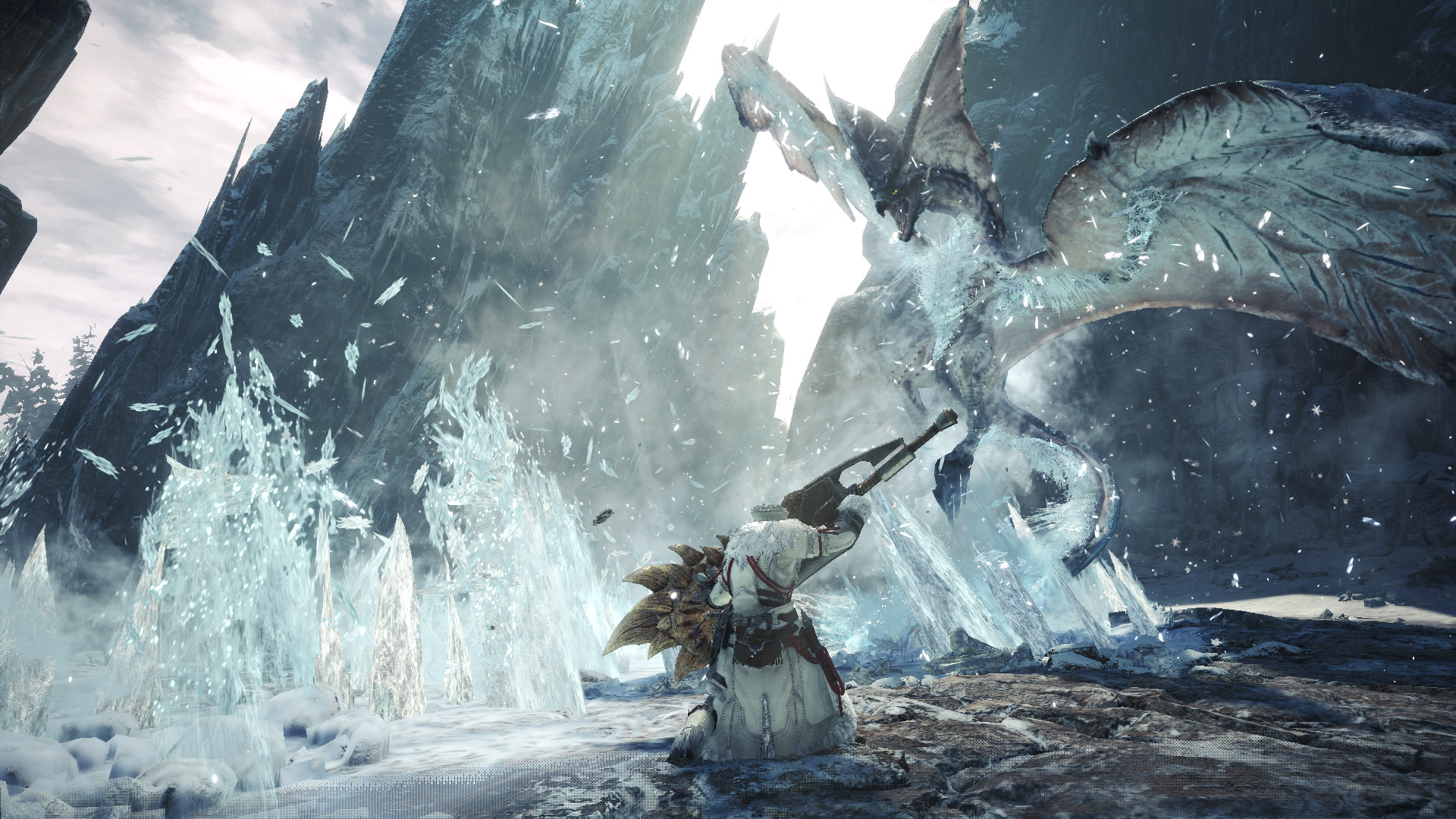Iceborne shows new monsters and narrative in new Story Trailer