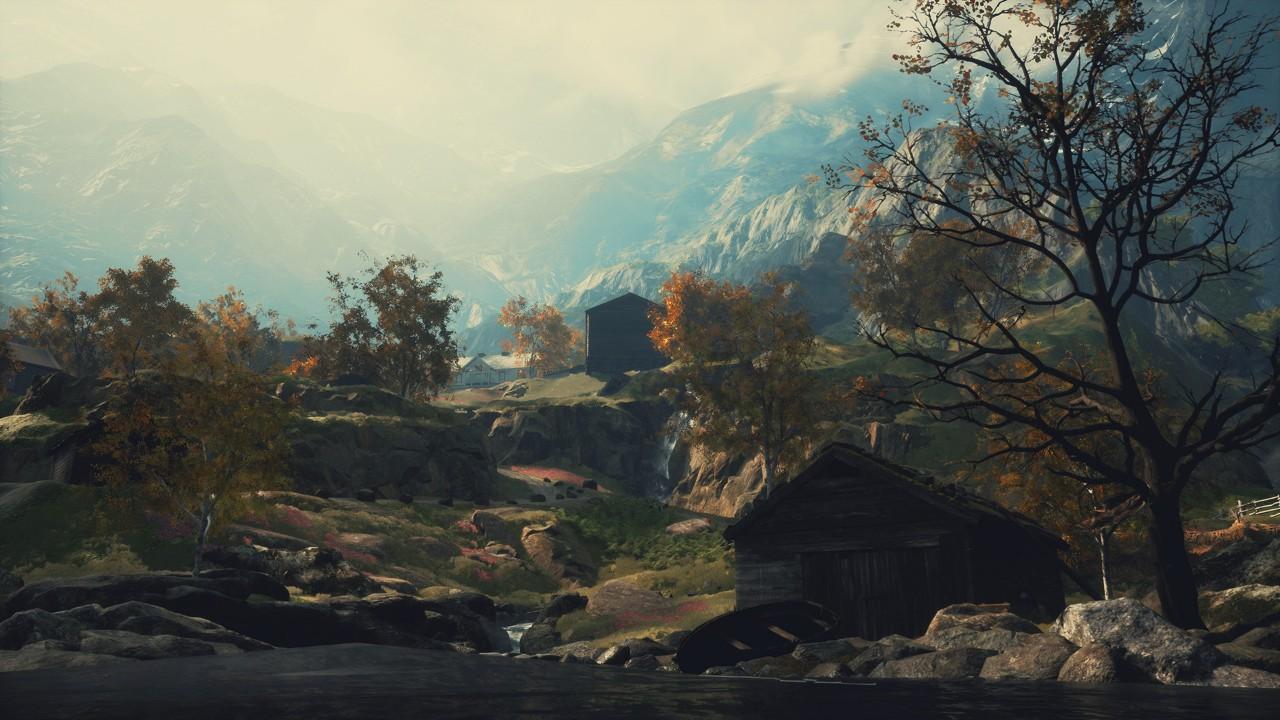Review: Draugen screenshot