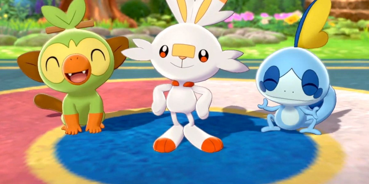 Pokemon Sword And Shield Arrives On Switch On November 15 With Four