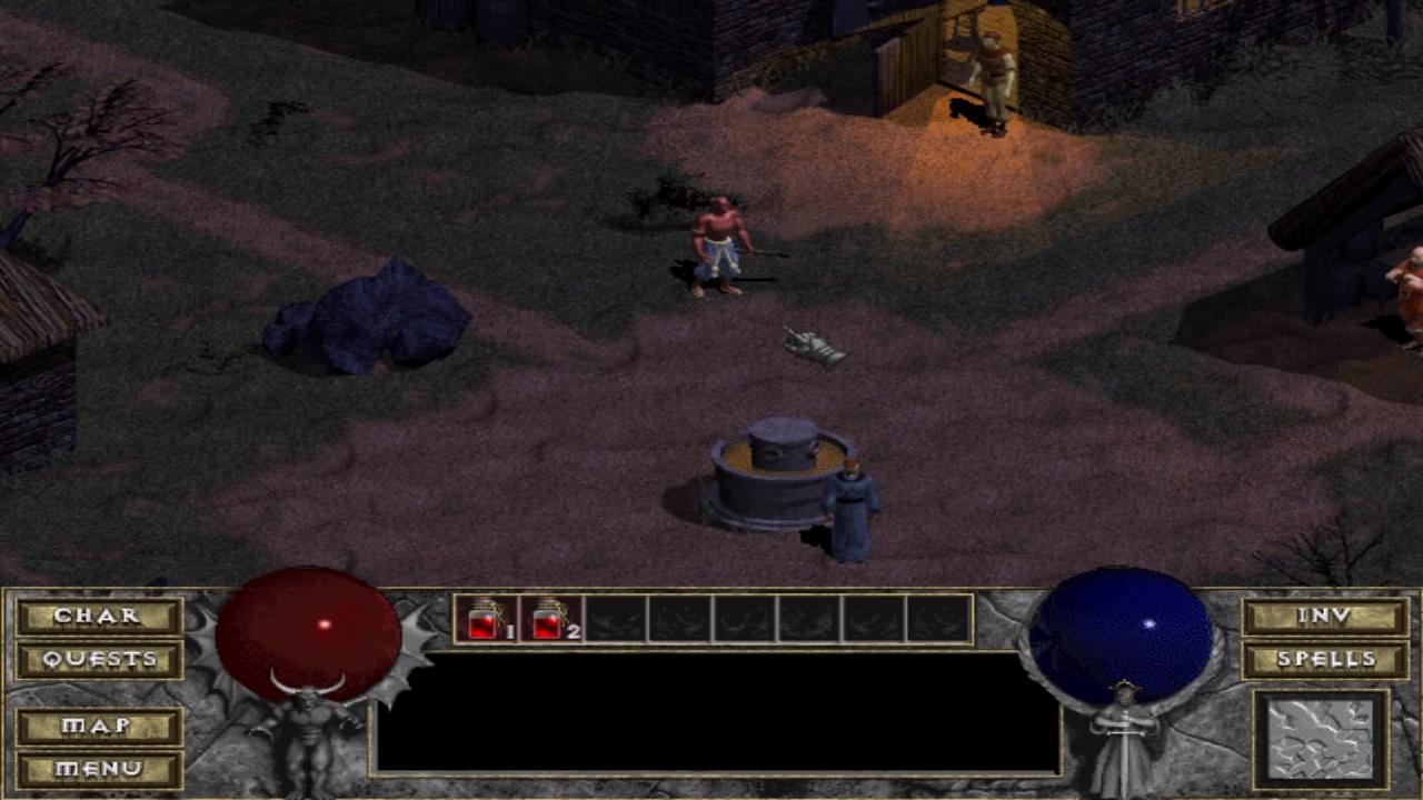 Whoa: GOG brought back that weird forgotten Diablo expansion, Hellfire