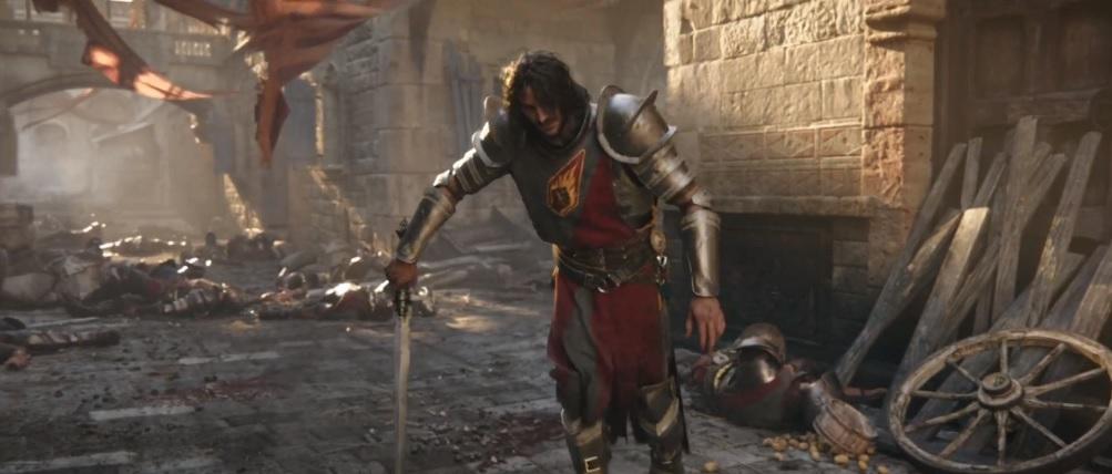 Larian Studios unveils Baldur's Gate III during Google Stadia event