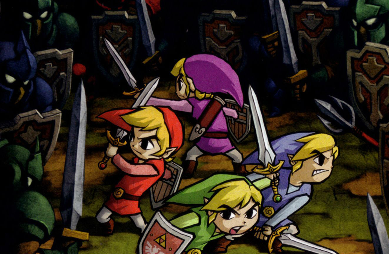 15 years later, Four Swords Adventures is still the best