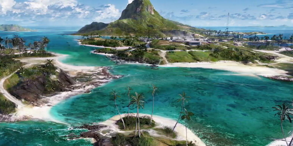 Battlefield V gives us a closer look at some of its upcoming maps