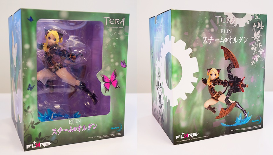 TERA Elin Archer statue contest giveaway