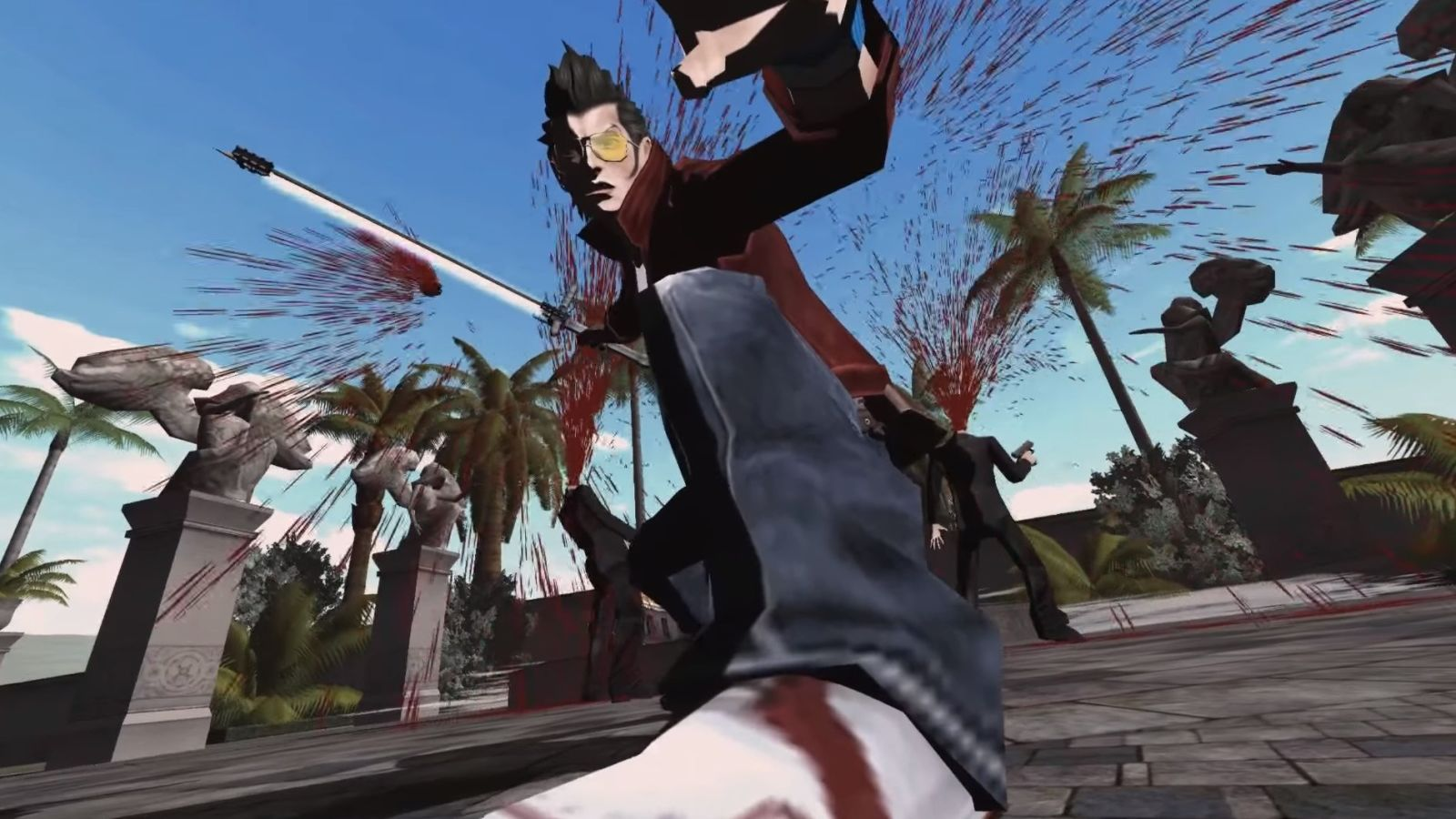 It sure seems like we're getting a new No More Heroes