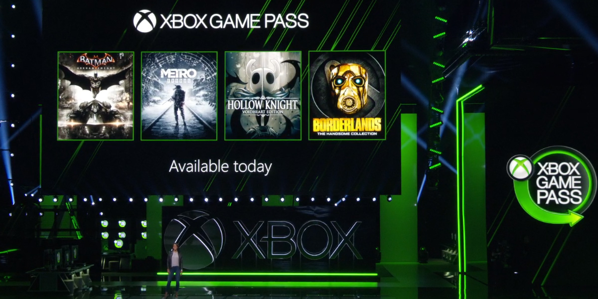 Xbox Game Pass gets four new games today, including Arkham Knight