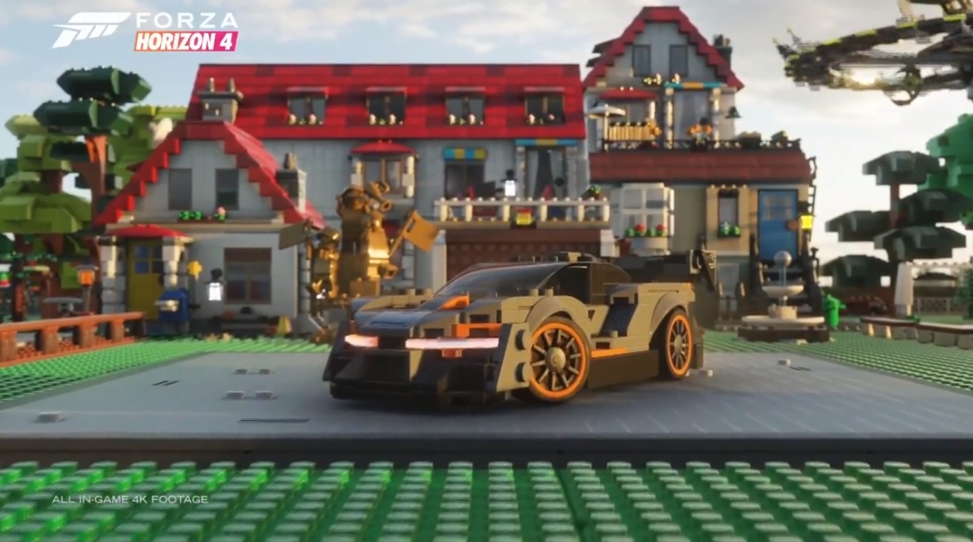 Lego Speed Champions expansion DLC coming to Forza Horizon 4 this week