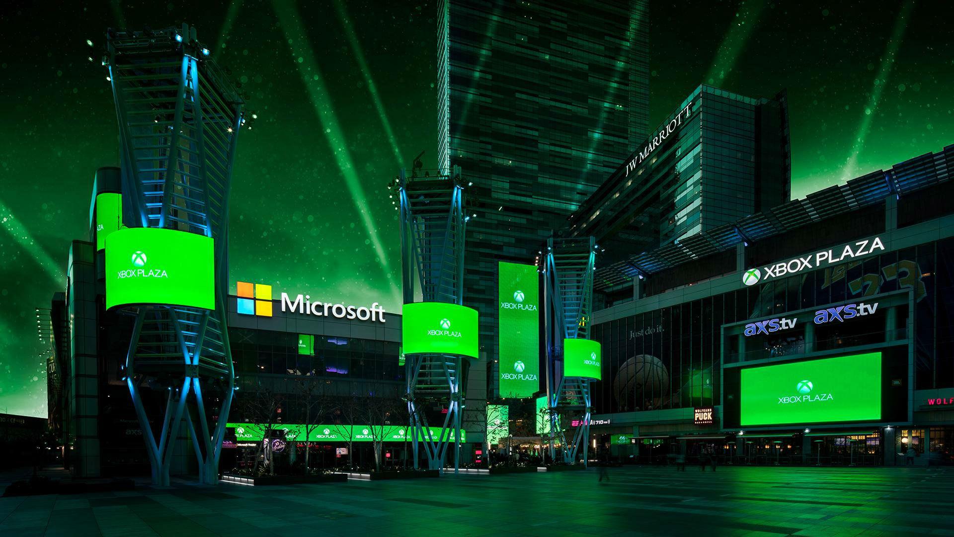 Microsoft E3 Games