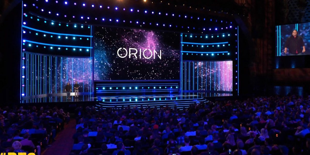 Orion is Bethesda's new software that will make streaming better