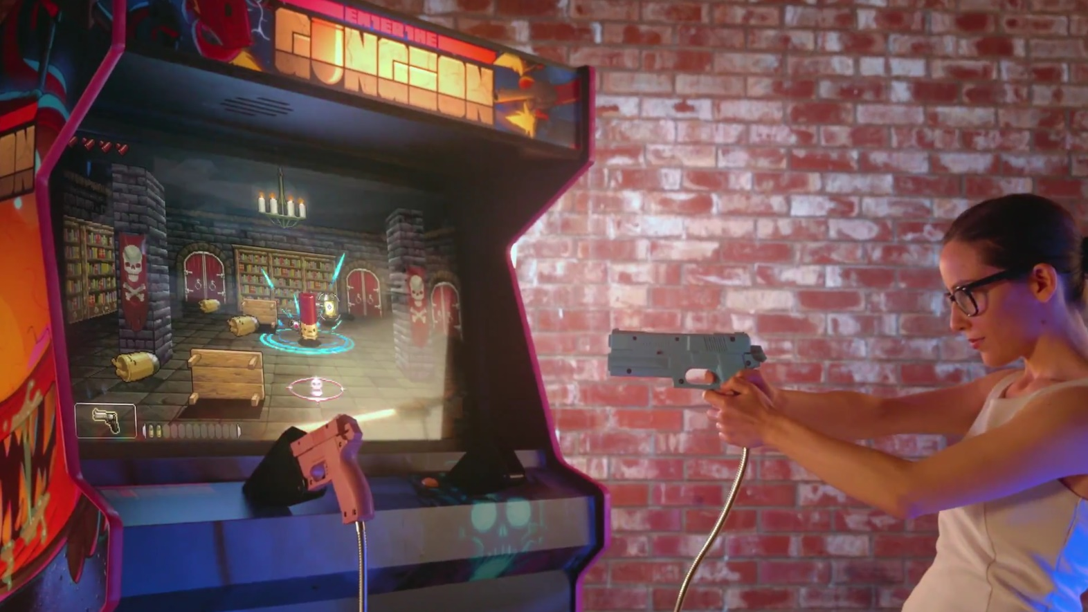 Enter the Gungeon is getting an...arcade release? screenshot