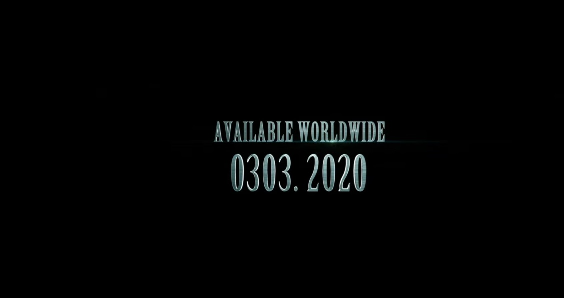 The Final Fantasy VII Remake seemingly has a release date of March 2020 screenshot