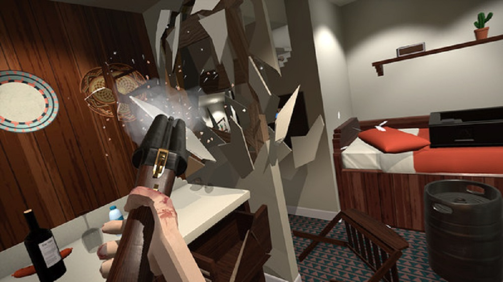 Hotel R'n'R brings chaotic rock star mayhem to VR later this year screenshot