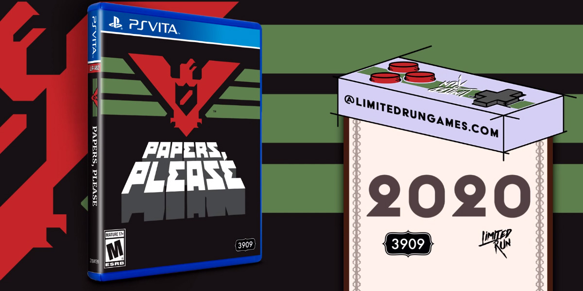Limited Run Games decares that the Vita is not dead, lays out all remaining physical Vita releases