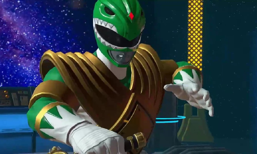 Power Rangers: Battle for the Grid open for pre-order right now from Limited Run games screenshot