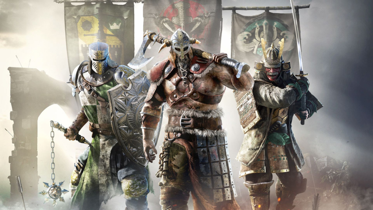 For Honor is getting spectator mode screenshot