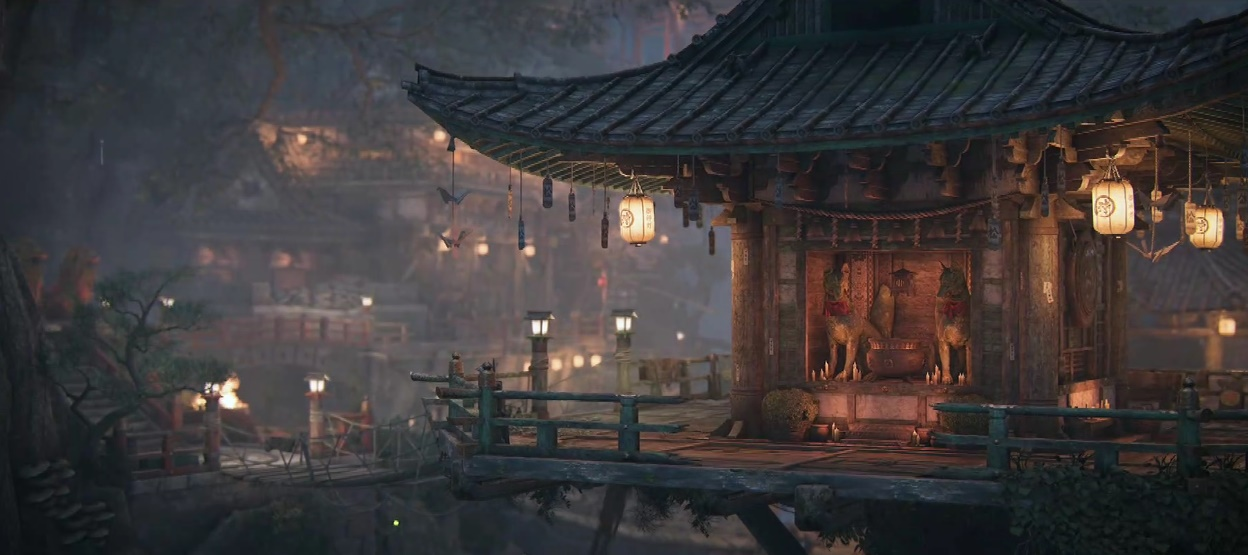 Shadows of the Hitokiri is For Honor's new special mode screenshot