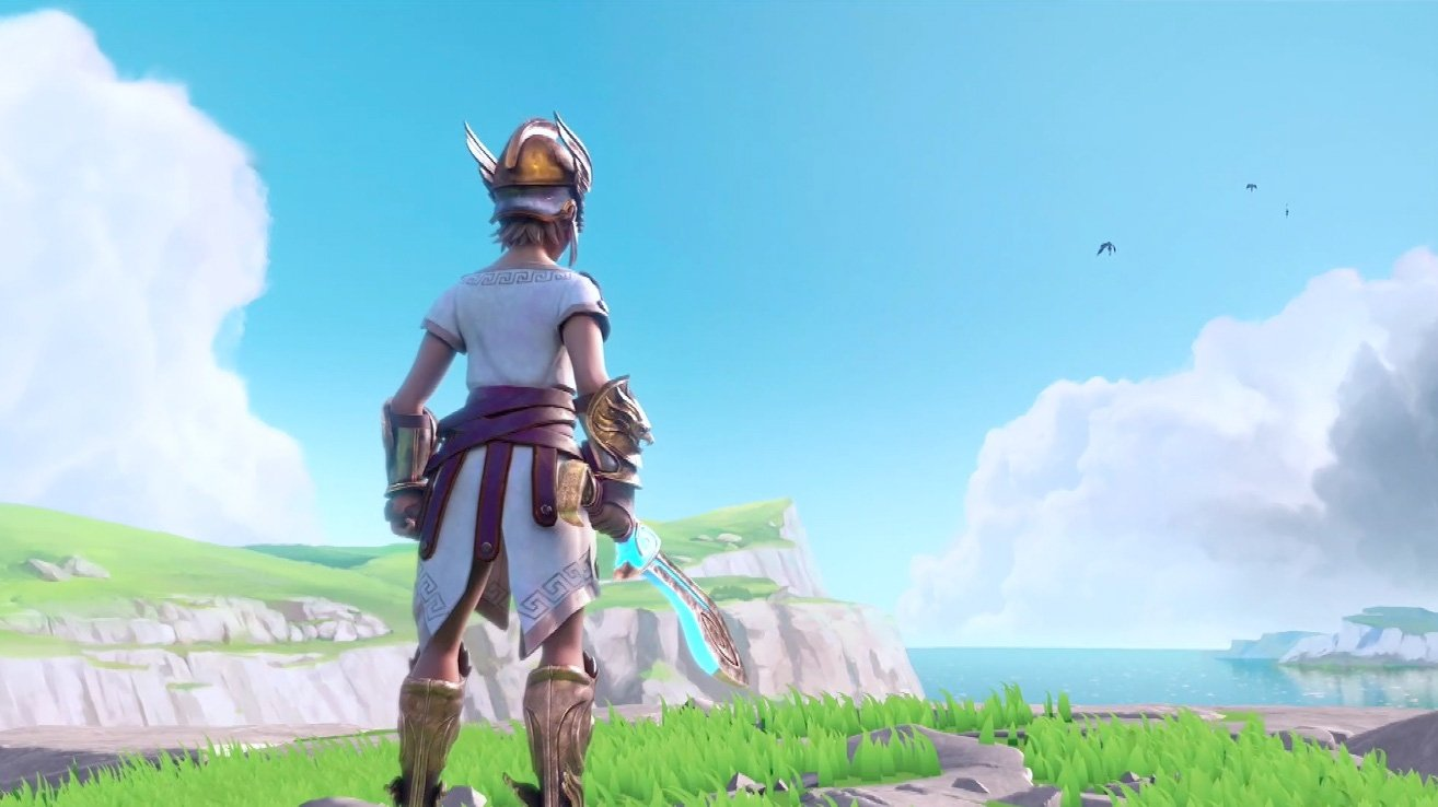 Ubisoft caps off its E3 2019 conference with Gods & Monsters screenshot