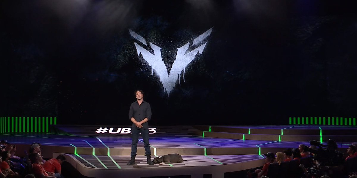 Everything that happened at Ubisoft's abruptly-ended E3 2019 press conference screenshot