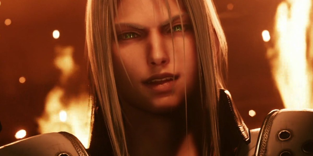 Final Fantasy VII Remake unveils Tifa and Sephiroth screenshot