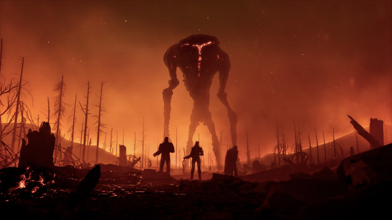 Square Enix and People Can Fly team up for sci-fi co-op shooter Outriders  screenshot