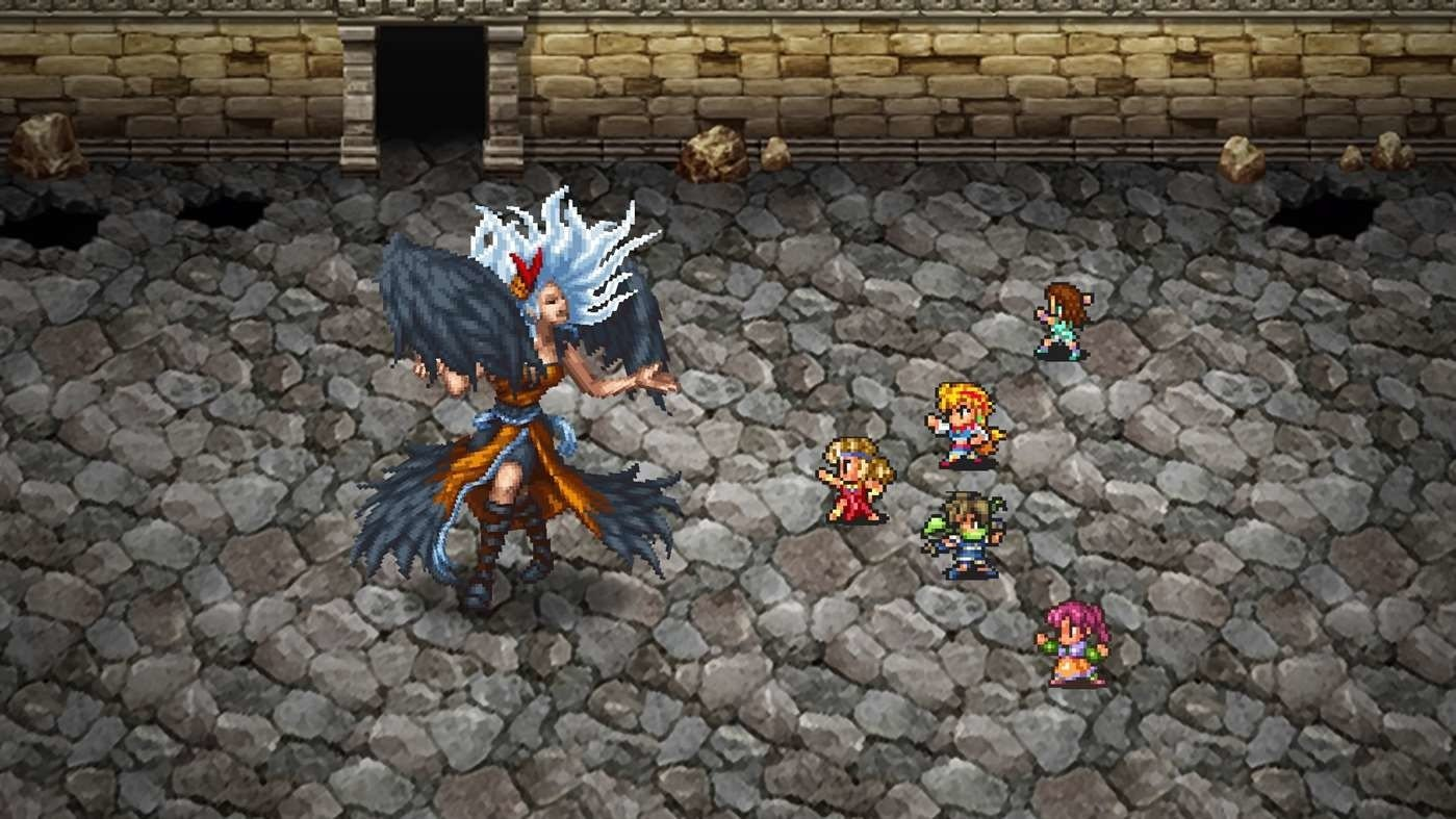 Romancing SaGa 3 and SaGa Scarlet Grace Ambitions are coming west 'soon'