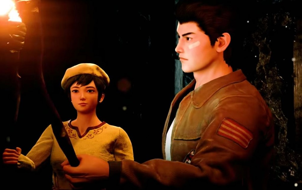 Backers denied refunds over Shenmue III Epic Games Store exclusivity screenshot