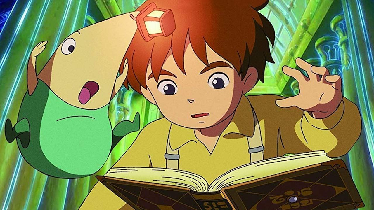 The Ni no Kuni remaster and Switch release officially confirmed by Bandai Namco