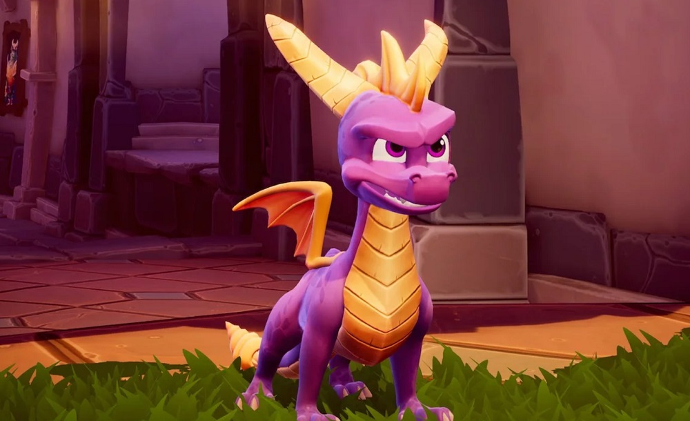Spyro Reignited Trilogy will be burning up Nintendo Switch in September screenshot
