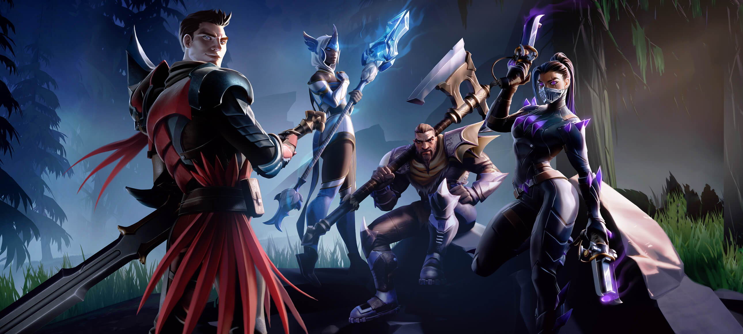 Dauntless is heading to Switch later this year screenshot