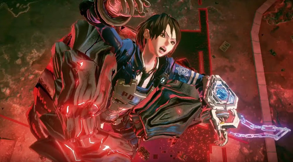 Astral Chain trailer is chock full of PlatinumGames' trademark style screenshot