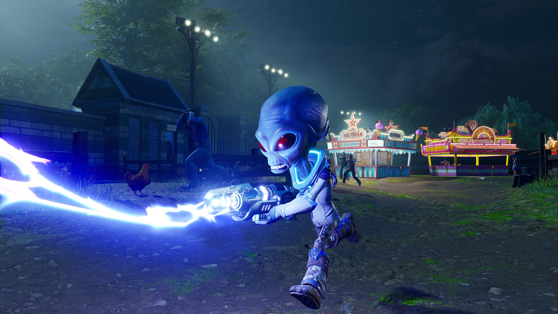 Destroy All Humans! wants to make genocide smoother than ever screenshot