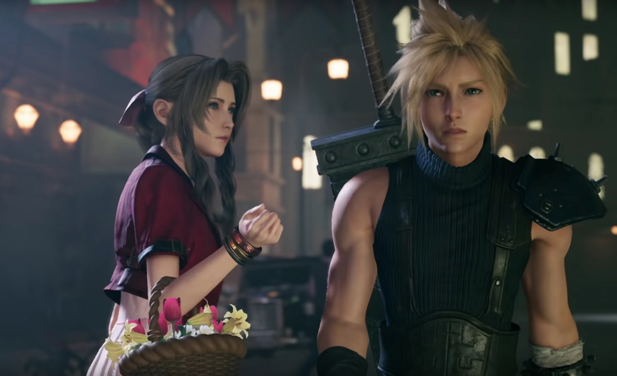 Final Fantasy VII Remake has spectacular action, but it's easy to get lost in the commotion screenshot