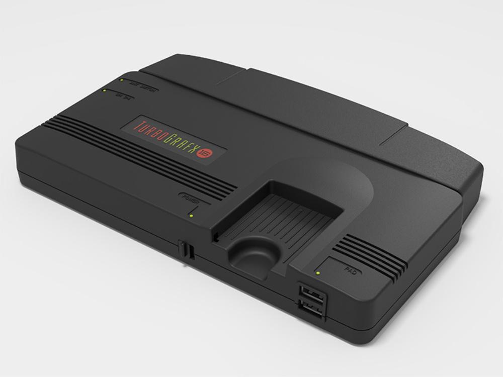 The mini console craze continues with TurboGrafx-16 Mini screenshot