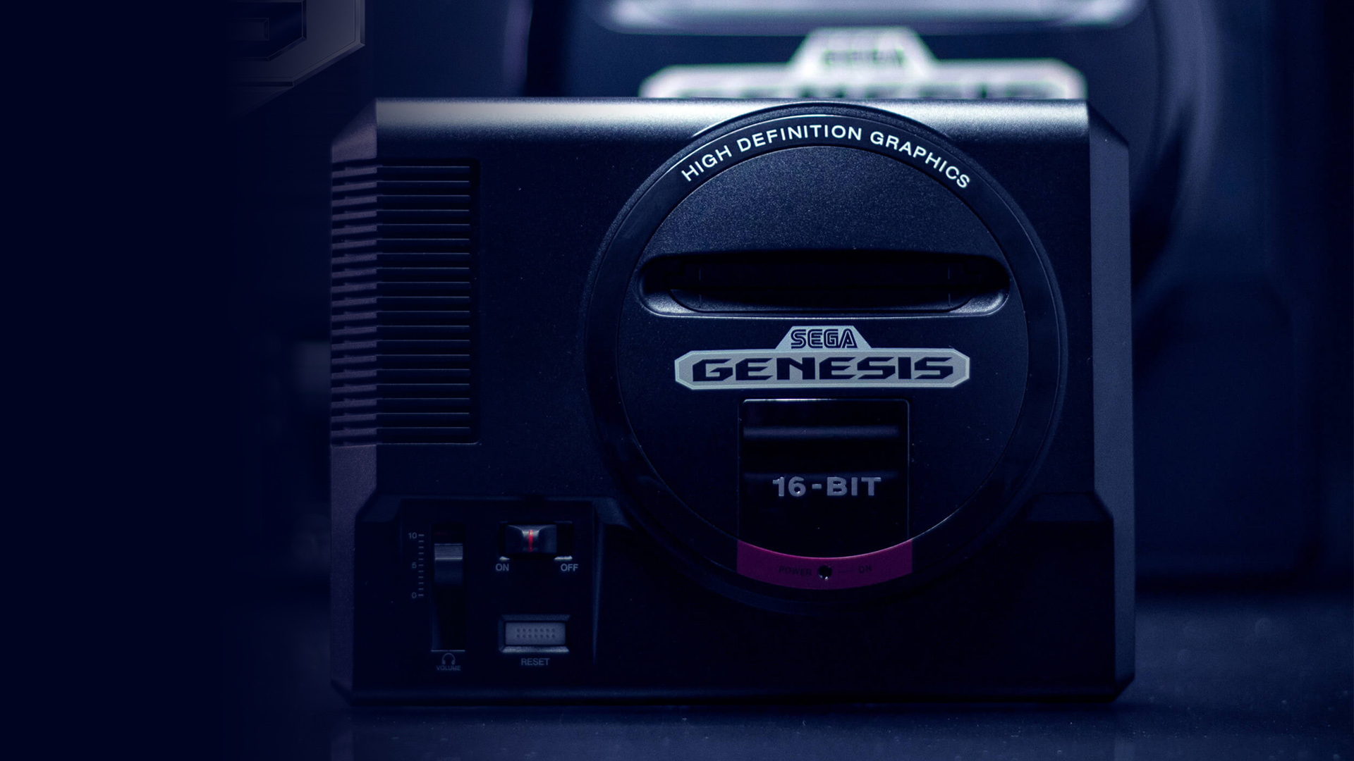 The Genesis Mini will be a real treat for retro enthusiasts screenshot