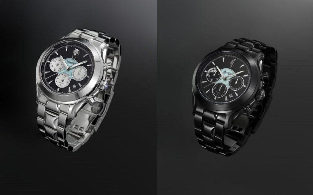 These cool Final Fantasy VII watches will set you back a cool $2.5K screenshot