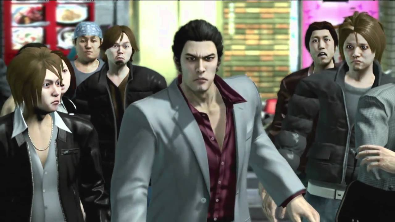 Yakuza director mum on whether or not PS4 ports will head west screenshot