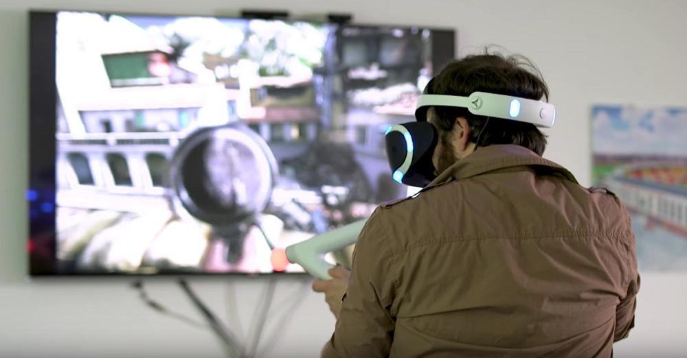 Obtenga su alcance virtual en Rebellion's Sniper Elite VR 1