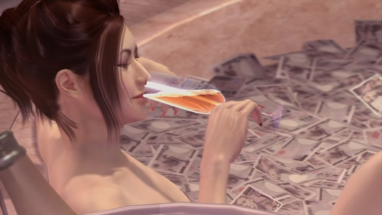 Yakuza director says his best ideas for the series start with him in a bathtub screenshot