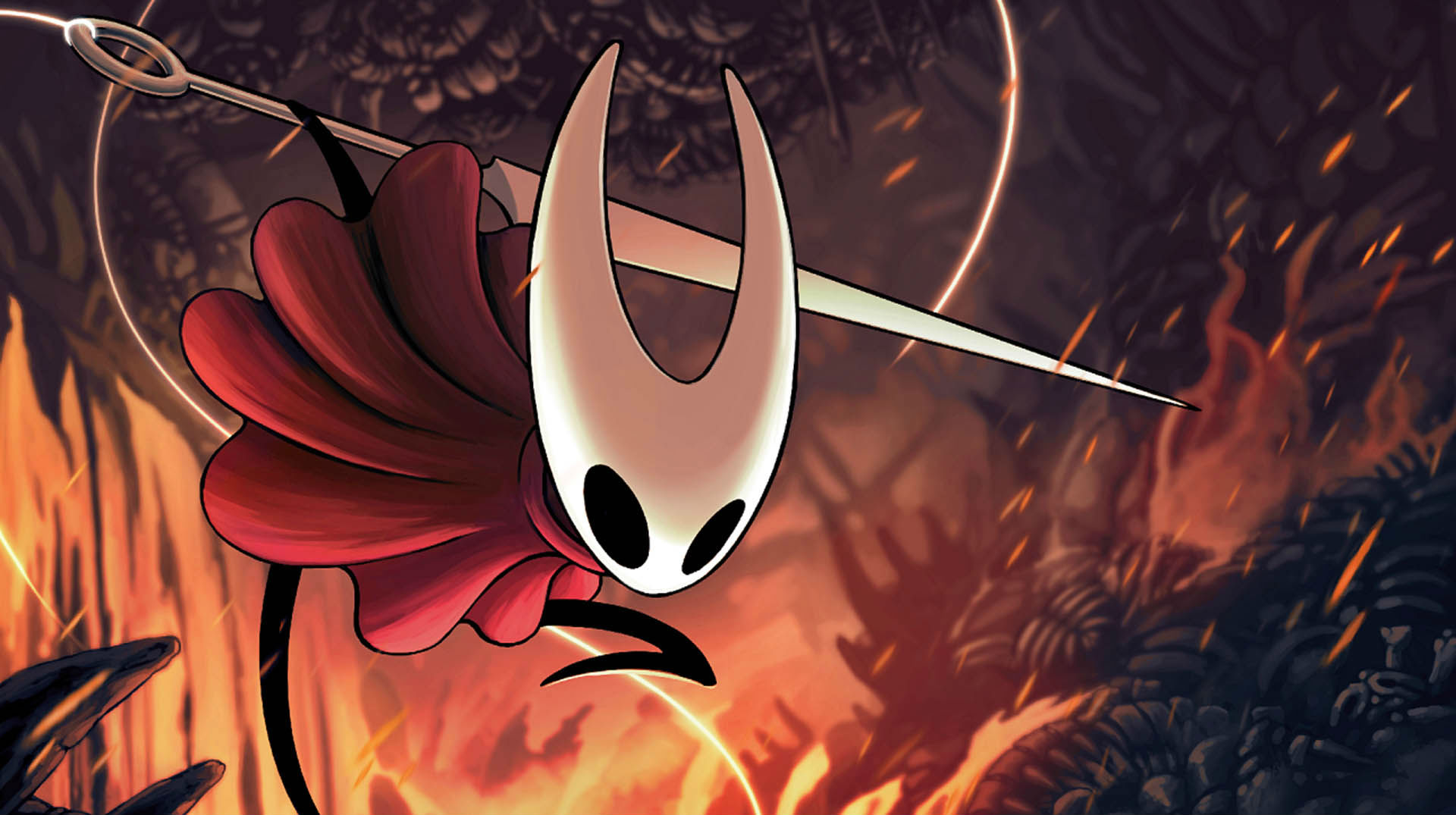 The Hollow Knight sequel, Silksong, is looking good screenshot