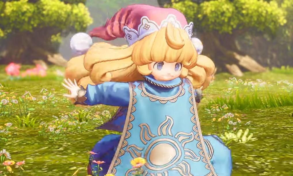 Trials of Mana was E3's most magical surprise screenshot
