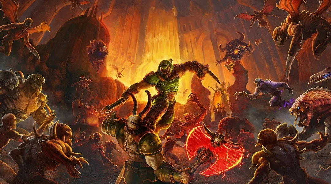 Doom Eternal Is Set To Receive At Least Two Dlc Expansions