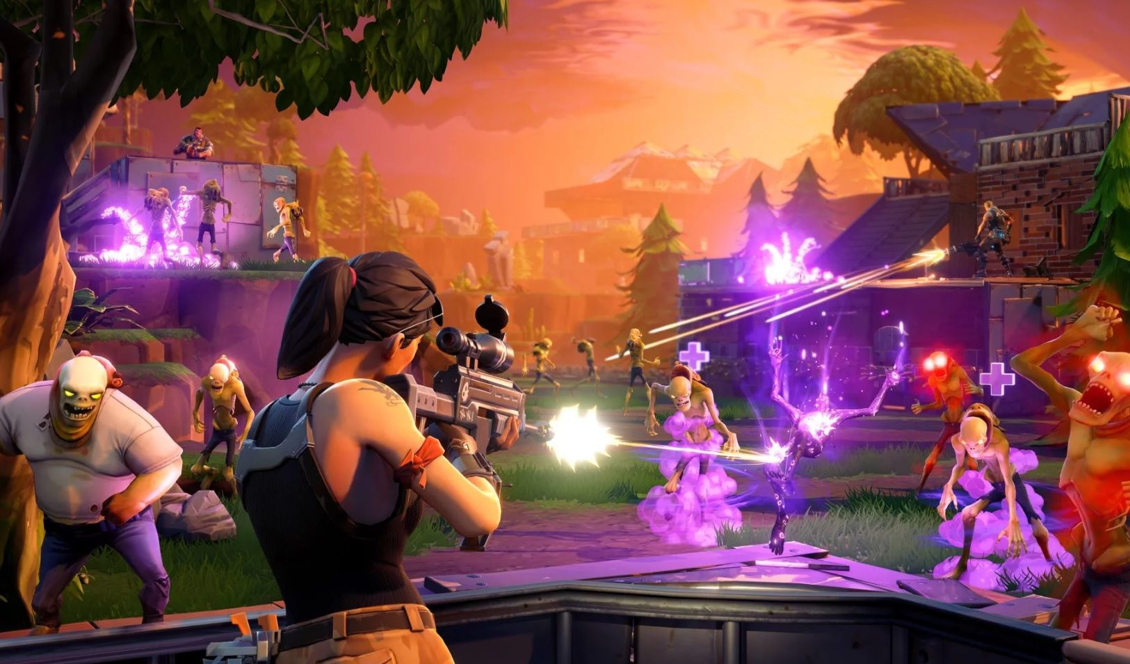 Former Epic director says he wanted to cancel Fortnite when it was in its Save the World form screenshot