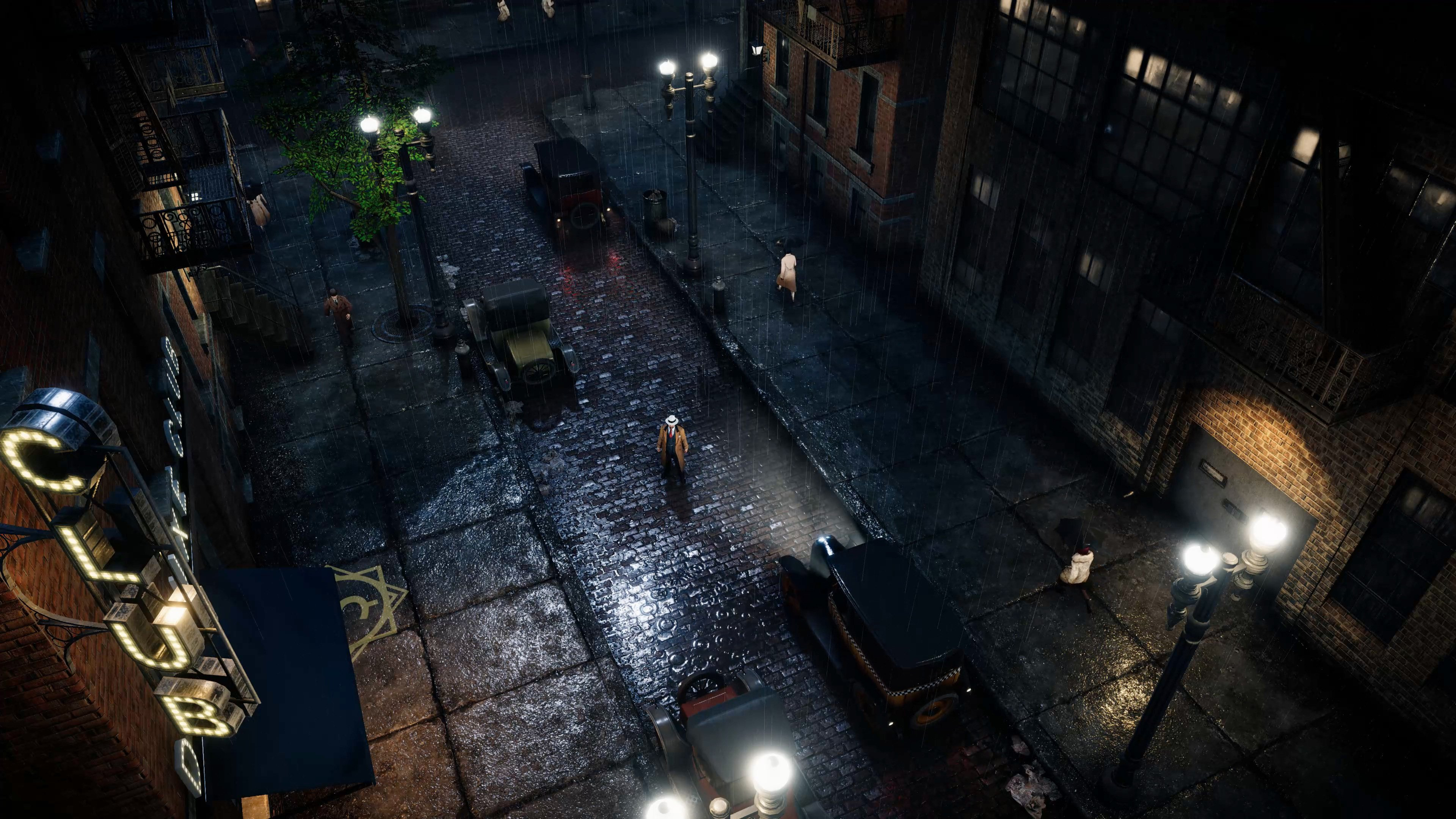 Empire of Sin is a dream game for John and Brenda Romero screenshot