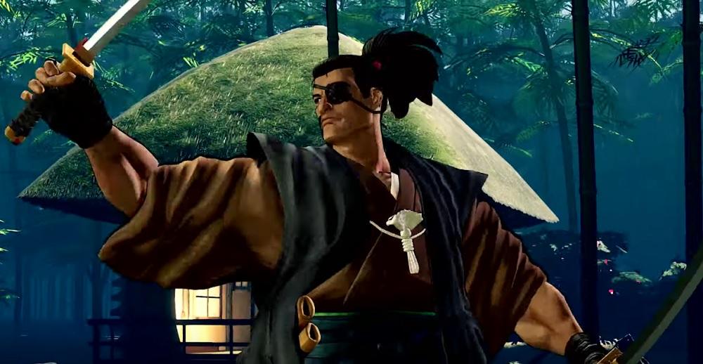 The dual-wielding Jubei Yagyu returns in Samurai Shodown screenshot