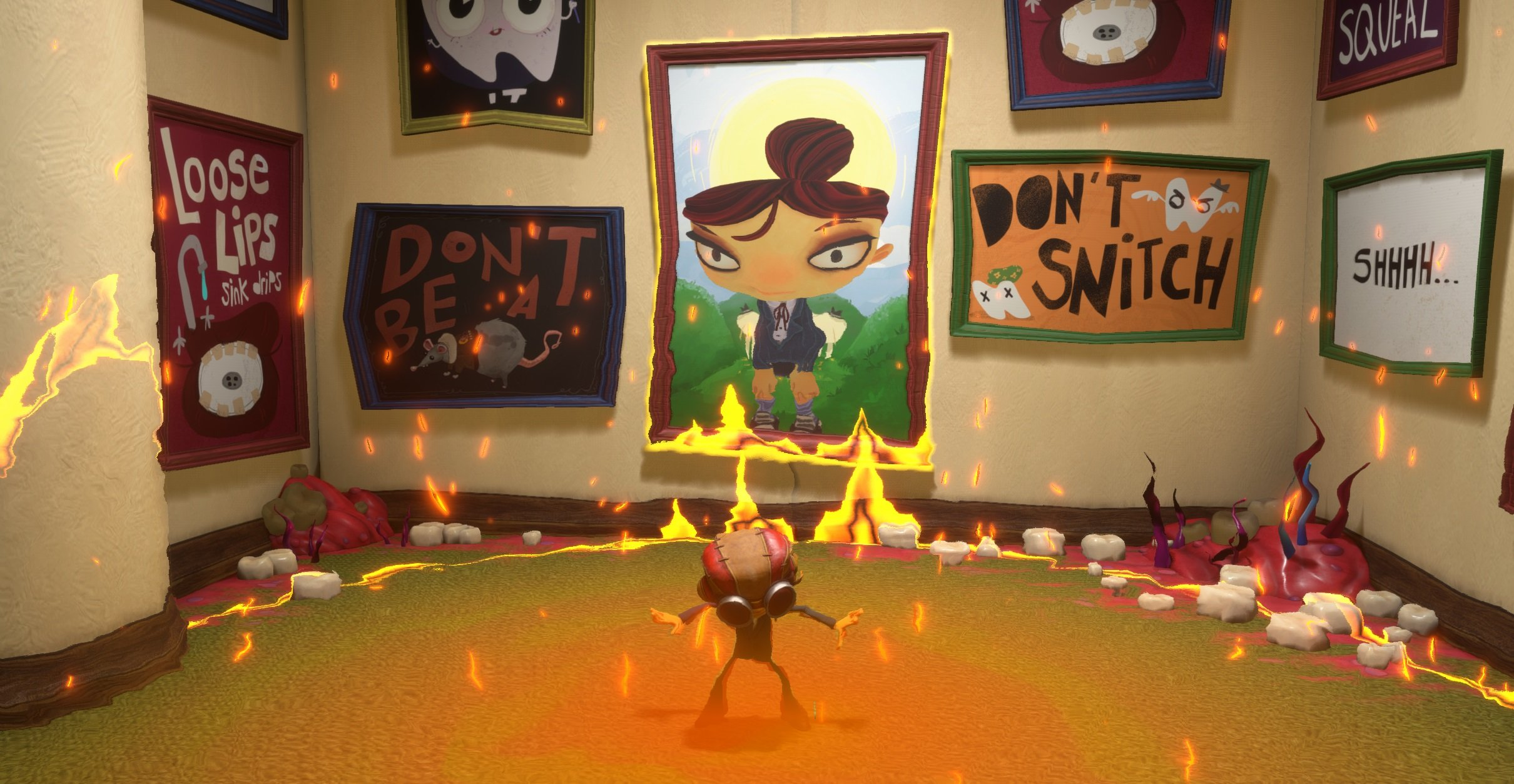 Psychonauts 2 seems to be on the right track
