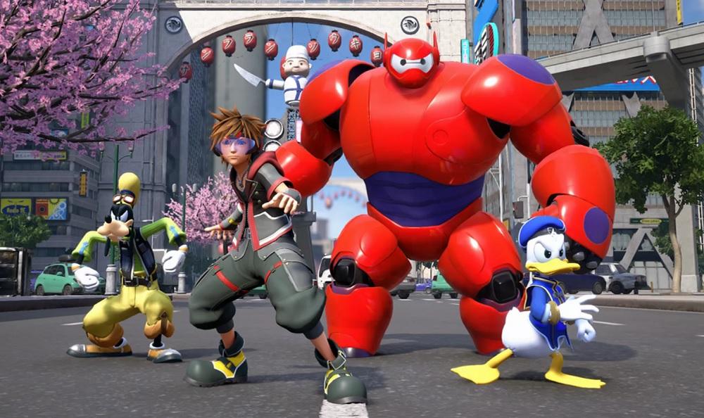 Kingdom Hearts III director shares info on upcoming Re:Mind DLC screenshot