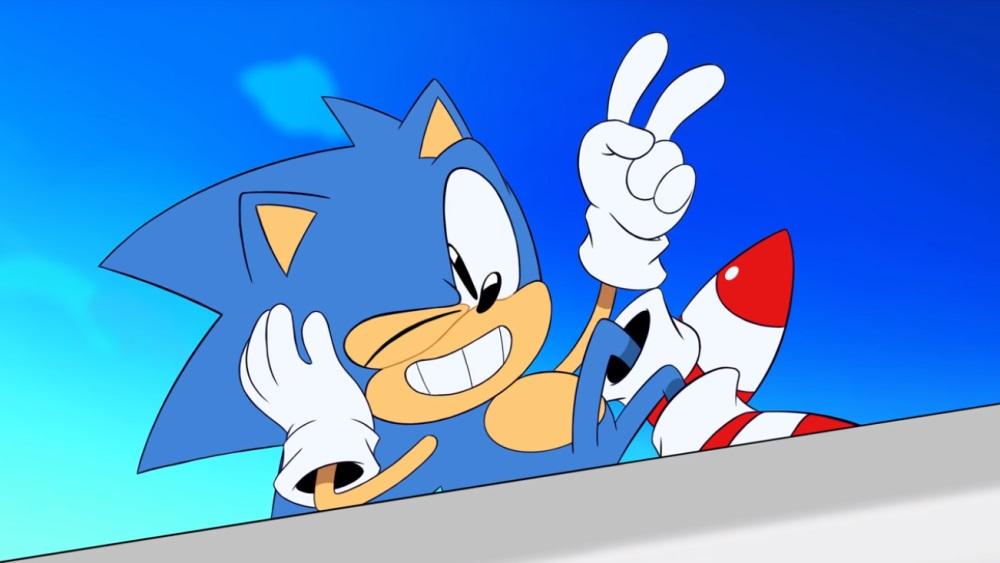 Sonic the Hedgehog anniversary sale live on U.S. PlayStation Store, Xbox Marketplace and Nintendo eShop screenshot
