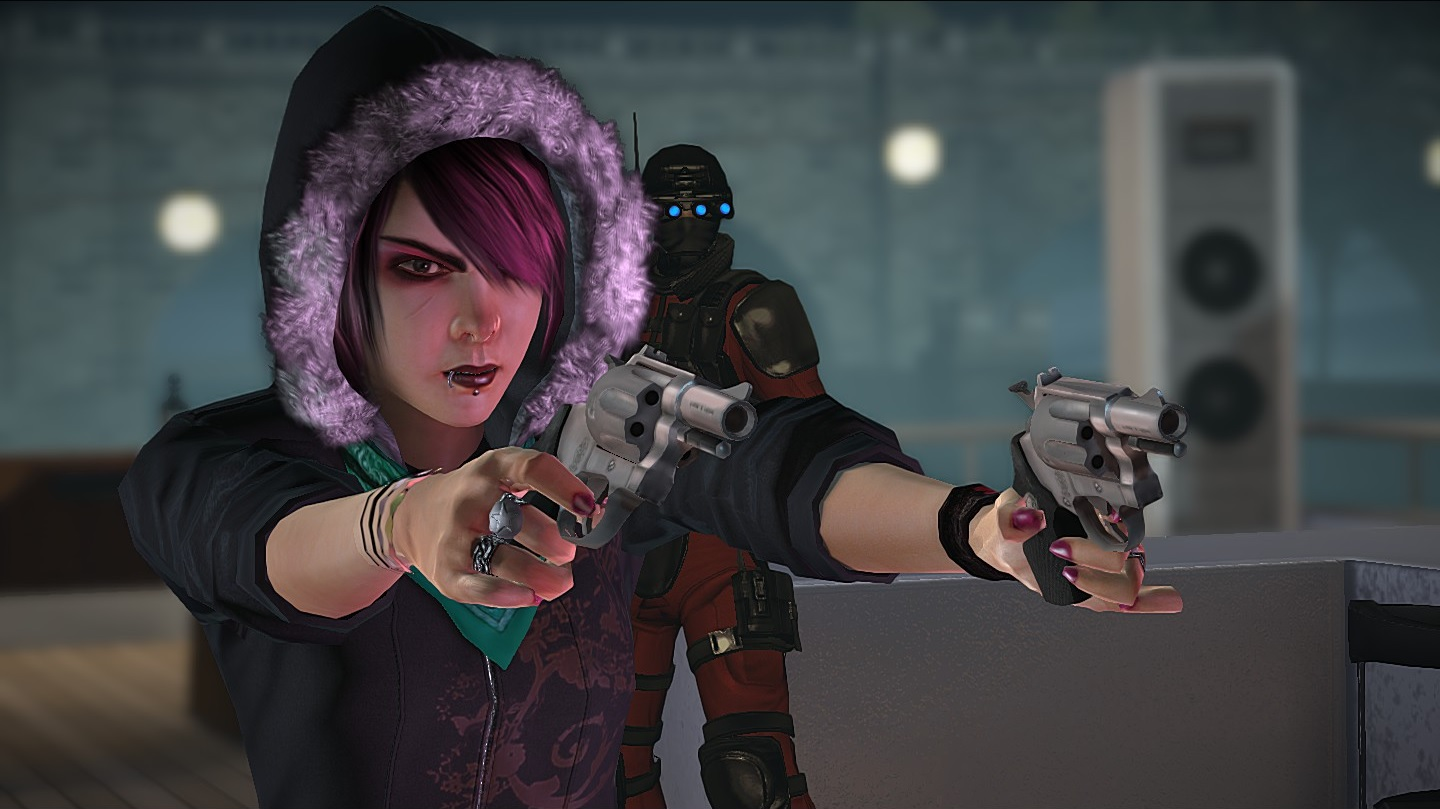 Alpha Protocol has been delisted from Steam screenshot