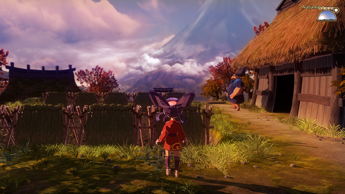 Sakuna: Of Rice and Ruin has the makings of a great action game