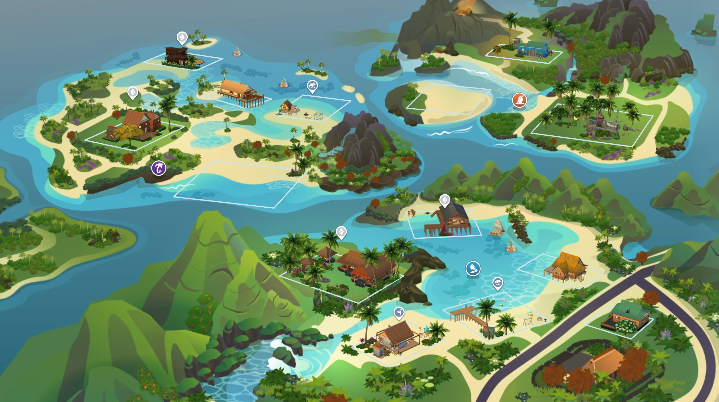 The Sims 4's Island Living is one of the chillest expansions yet